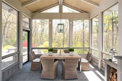 beautiful glass enclosed patio ideas patio design