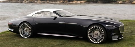 mercedes concept cars what s in the mercedes maybach 6 concept car