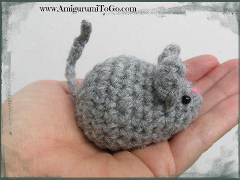 amigurumi mouse amigurumi catnip mouse free pattern and