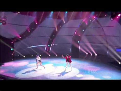 dks sing with a swing sytycd melanie and marko season 8 episode 08 sing with a