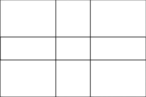 simple grid template le nombre d or la r 232 gle des tiers dop 233 e