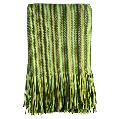 green throw rug annabel trends stripe throw rug green