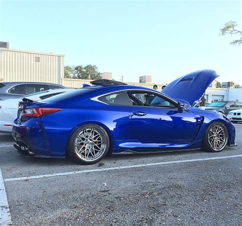 Lexus Rcf Stanced Madwhips