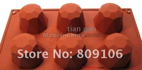 Silicon Pop Lolipop Slice Mold Cetakan Es Lolipop Lilin Puding Ktc05 pin bulk 6 cake pop lollipop sticks 100 per by