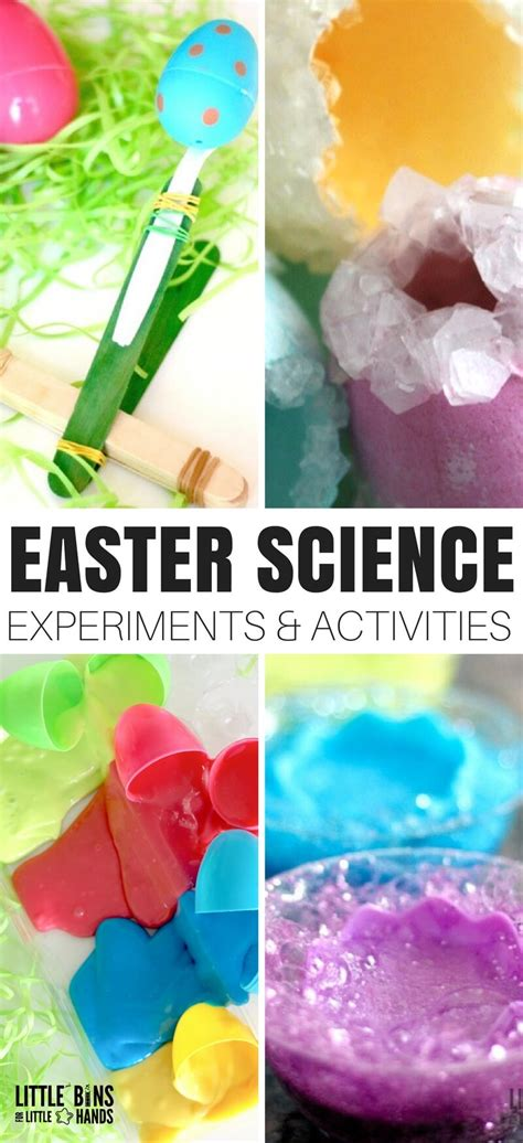 science activities for kids i am and for kids on pinterest easter science activities and easter stem ideas for kids