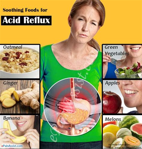 food for soothing foods for acid reflux foods to prevent