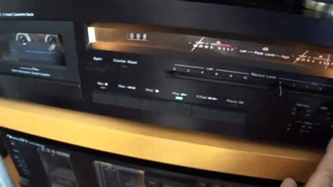 nakamichi 480 cassette deck vintage nakamichi 480 cassette deck player