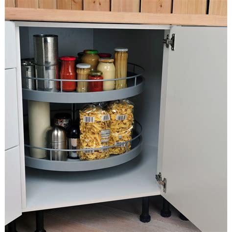 Plateau tournant cuisine pour meuble d angle   Cuisinez
