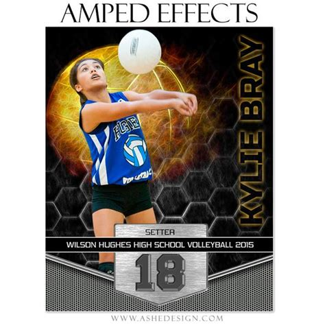 volleyball templates for photoshop ashe design amped effects sports templates great balls