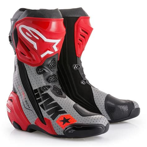 alpine star motocross boots alpinestars puts out limited edition mach 1 supertech r