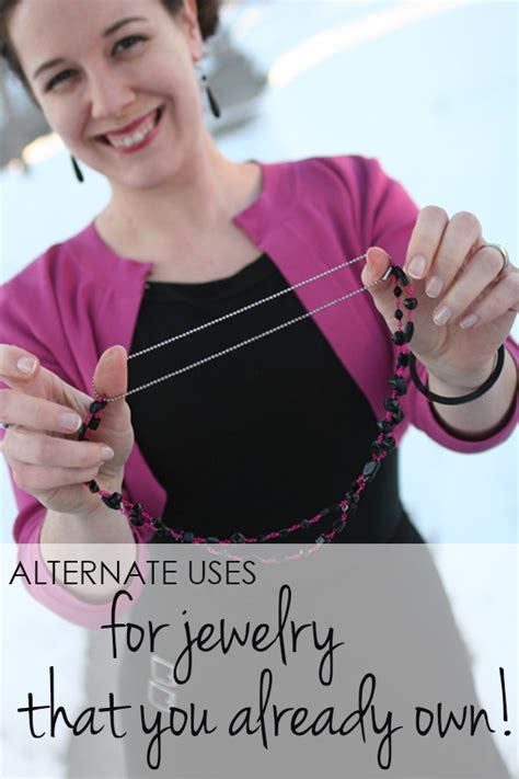 Alternative Uses For Ring jewelry hacks alternate uses for jewelry already pretty