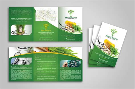 ukuran layout brosur jasa cetak flyer brosur murah dan desain brosur percetakan
