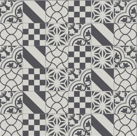 Patchwork Cement Tile - cement tile trend patchwork cement tiles granada tile