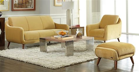 studio living furniture studio brussels gold upholstered living room set st