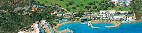 porto elounda golf spa resort porto elounda golf spa luxury greece holidays