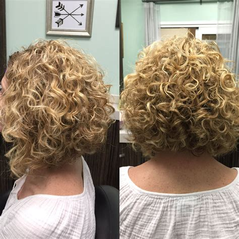 Deva Curl Hairstyles For Short Hair | curly aline haircut short curly hair deva curl deva cut