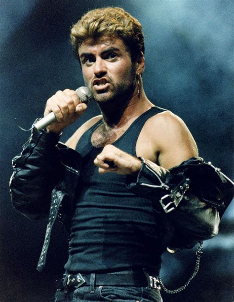 how did george michael die singer suffered heart failure george michael death revealed to be from dilated