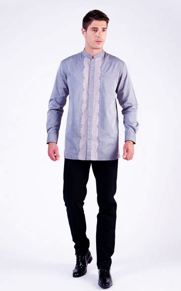 Baju Muslim Pria Shafira trend busana muslim shafira untuk pria terbaru fashion style