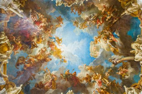 Ceiling Paintings by Versailles Ceiling Painting Things To Visit