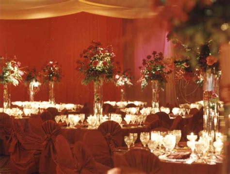 our selection red weddings decors weddings on