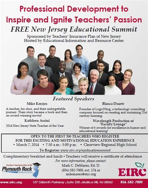 jersey educational summit  professional
