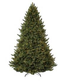 Pre Lit Topiaries - vermont white spruce tree balsam hill