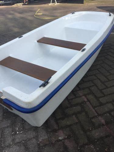 polyester bijbootje te koop een nette wato 260 polyesterbootje incl elek motor
