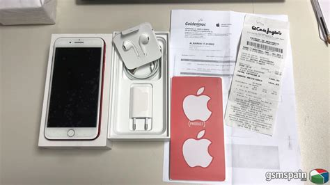 comprar iphone 5 corte ingles vendo iphone 7 plus 128gb rojo factura corte ingles 1 mes