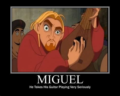 Miguel Memes - the road to el dorado miguel getting serious favorite