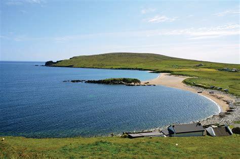 Shed Roof Unst Shetland Visitor