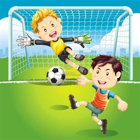 imagenes niños jugando al futbol pz c ni 241 os jugando