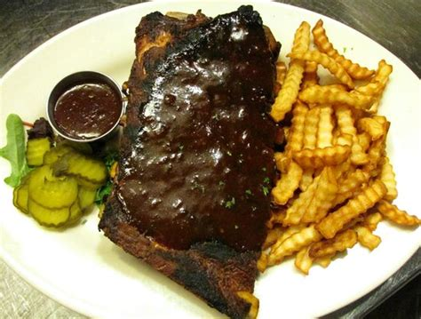 hereford house barbeque ribs bild von hereford house independence tripadvisor
