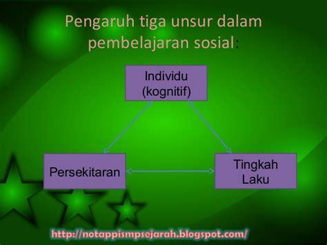 Teori Teori Sosial Dalam Tiga Paradigma Fakta Sosial Definisi Sosi teori teori pembelajaran sosial dan kognitif