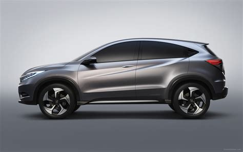 Honda Urban Suv Concept 2014 Widescreen Exotic Car Image