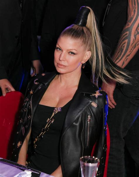 Catwalk To The Stage Fergie In Packham by Fergie At S Fashion Show Summer 2017