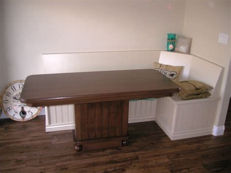 table bench seats kitchen tables with bench seats kitchen table with bench