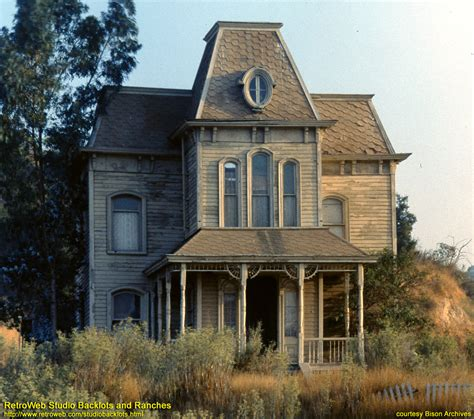 universal city an image gallery psycho house and bates