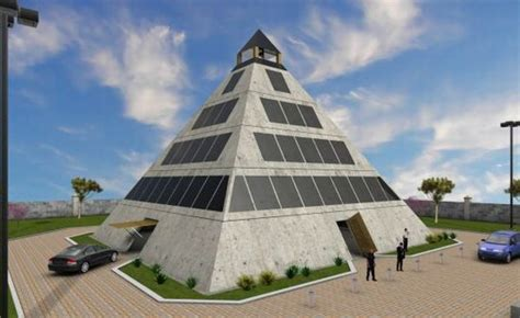 pyramid shaped house designs what s next future homes to eschew apocalypse green diary green revolution