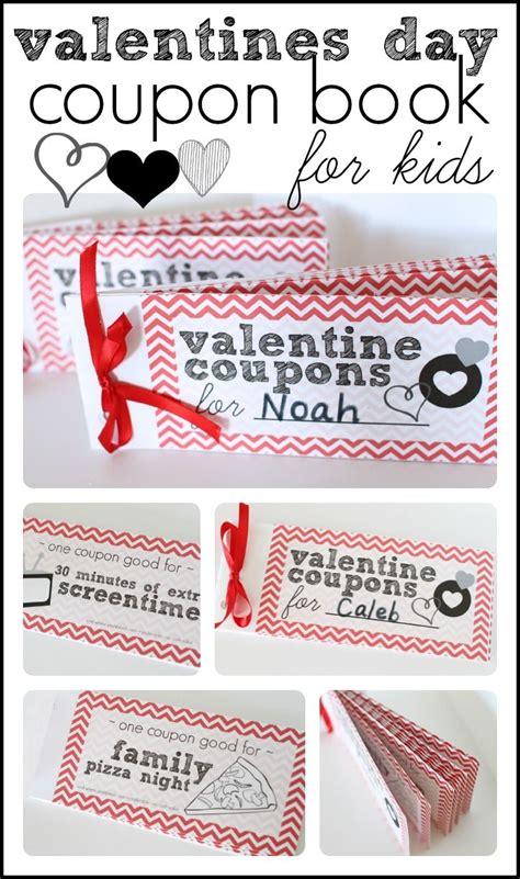 valentines day coupon valentines day coupon book for free printable