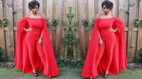 Are You Jumping Queues For A Jump Suit Play Suit by Diy How To Make A Cape Jumpsuit