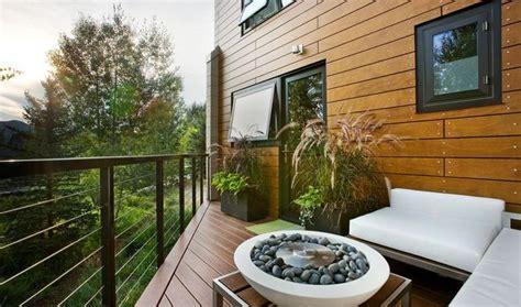 decoracion de balcones grandes balcones peque 241 os y modernos 60 fotos e ideas de