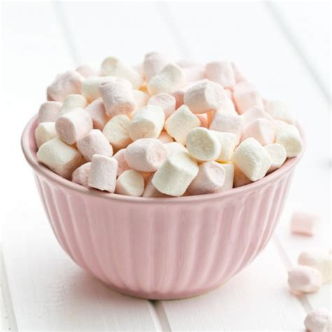 Mini Marshmallows lean fitness meats on special offer food