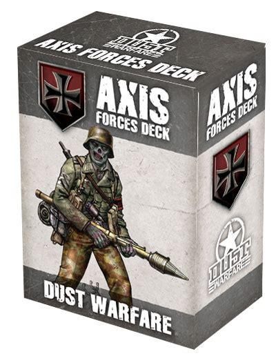 Axis Gift Card - dust tactics axis warfare cards ゲーマーズ オルカ ファクトリー