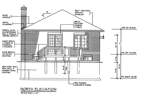 Building Permit Drawing Requirements