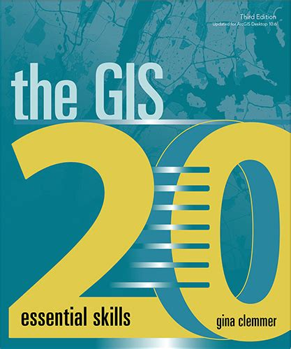prepare for anything paperback edition 338 essential skills outdoor books esri publishes workbook that teaches the op 20 gis skills