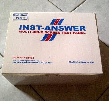 Alat Test Narkoba 3 Parameter jual alat tes urine norkoba rapid test narkoba 1 3 5 6