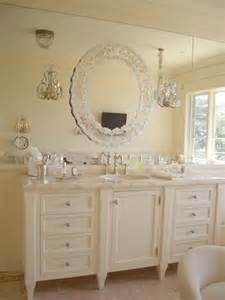 We used the waterworks amelie collection in this french bathroom