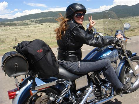 female motorcycle riding women riders take center stage at legendary rally hd
