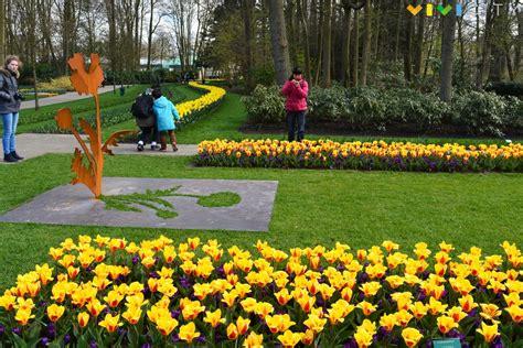 giardino tulipani amsterdam tour guidati al parco keukenhof vivi amsterdam