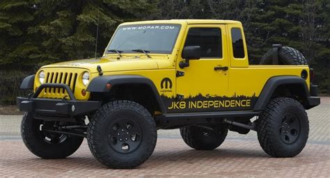 how cars work for dummies 2005 jeep wrangler electronic toll collection jeep wrangler jk 8 independence diy mopar kit allows owners to turn wrangler into a pick up truck